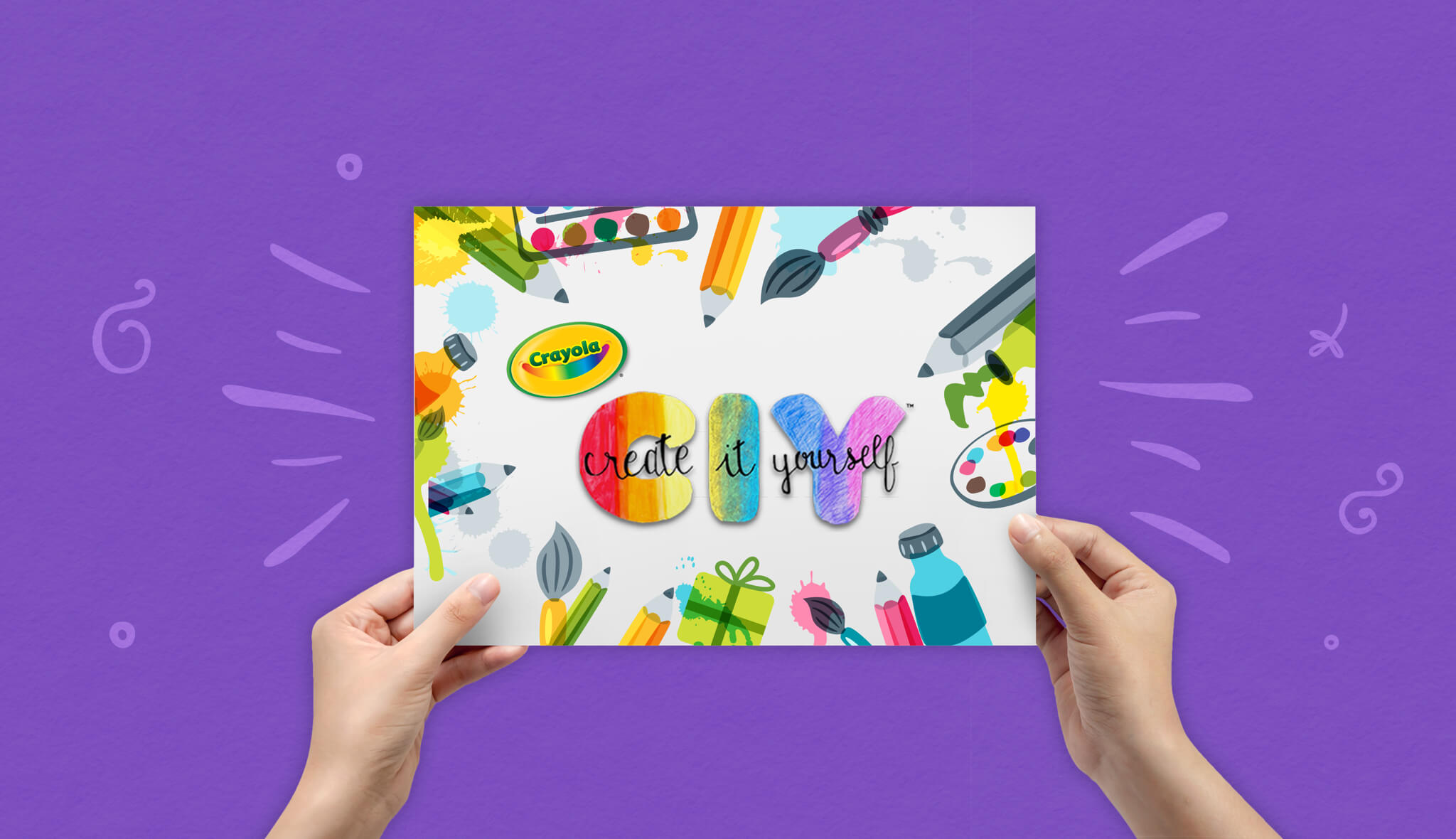 CRAYOLA CIY VIDEO SERIES