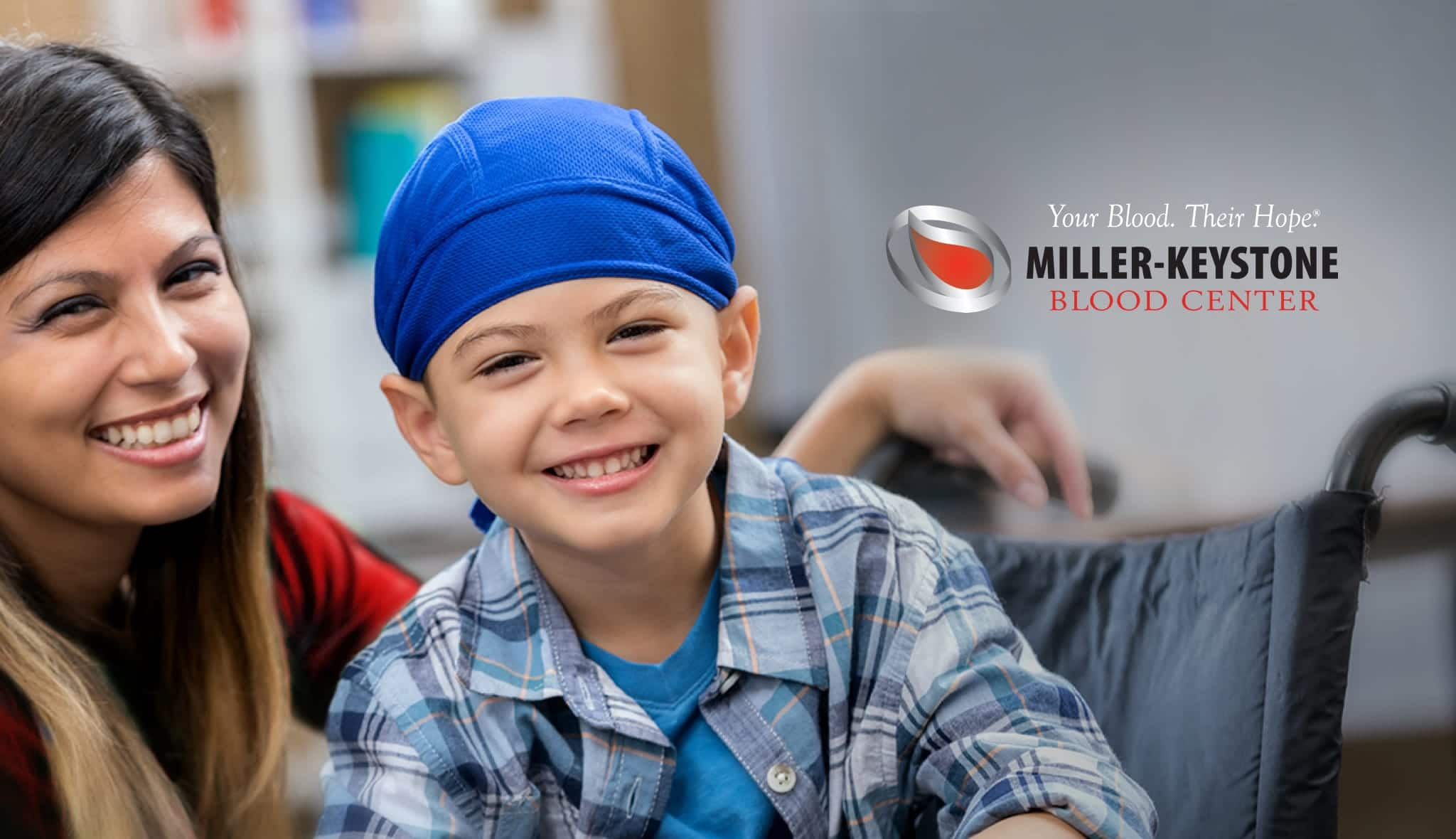 Miller-Keystone Blood Center Website