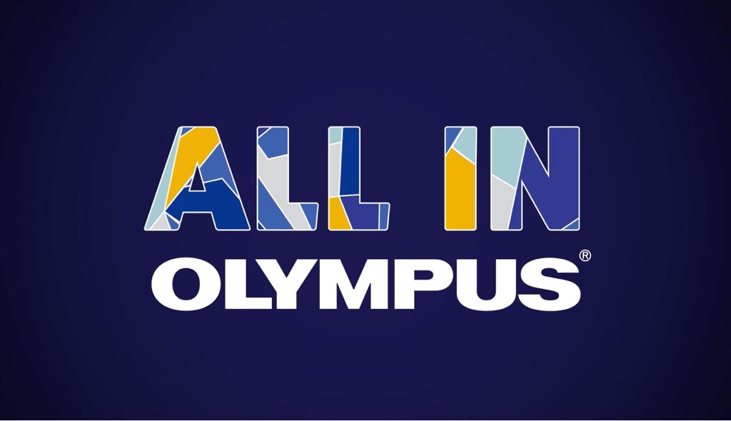 Olympus All In Sales Meeting
