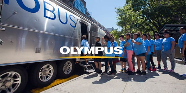 Olympus Your Science Matters Video