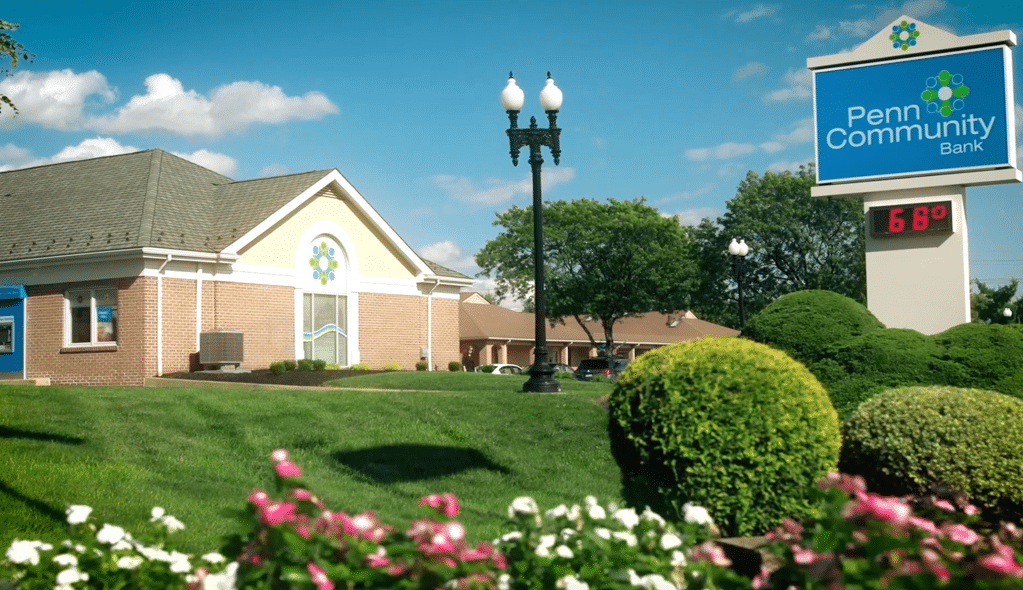 Penn Community Bank Testimonial Campaign